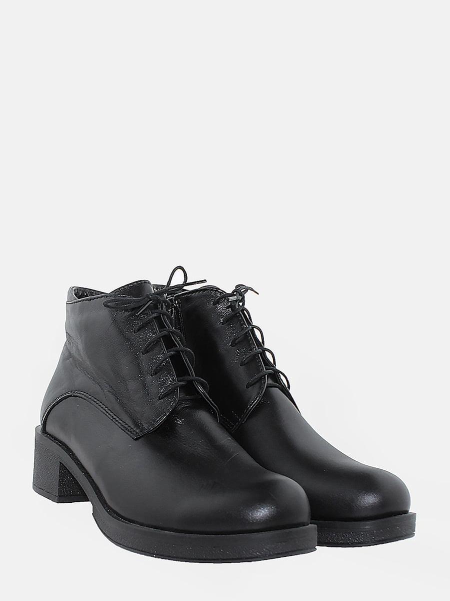 Черевики чорні | 5735627