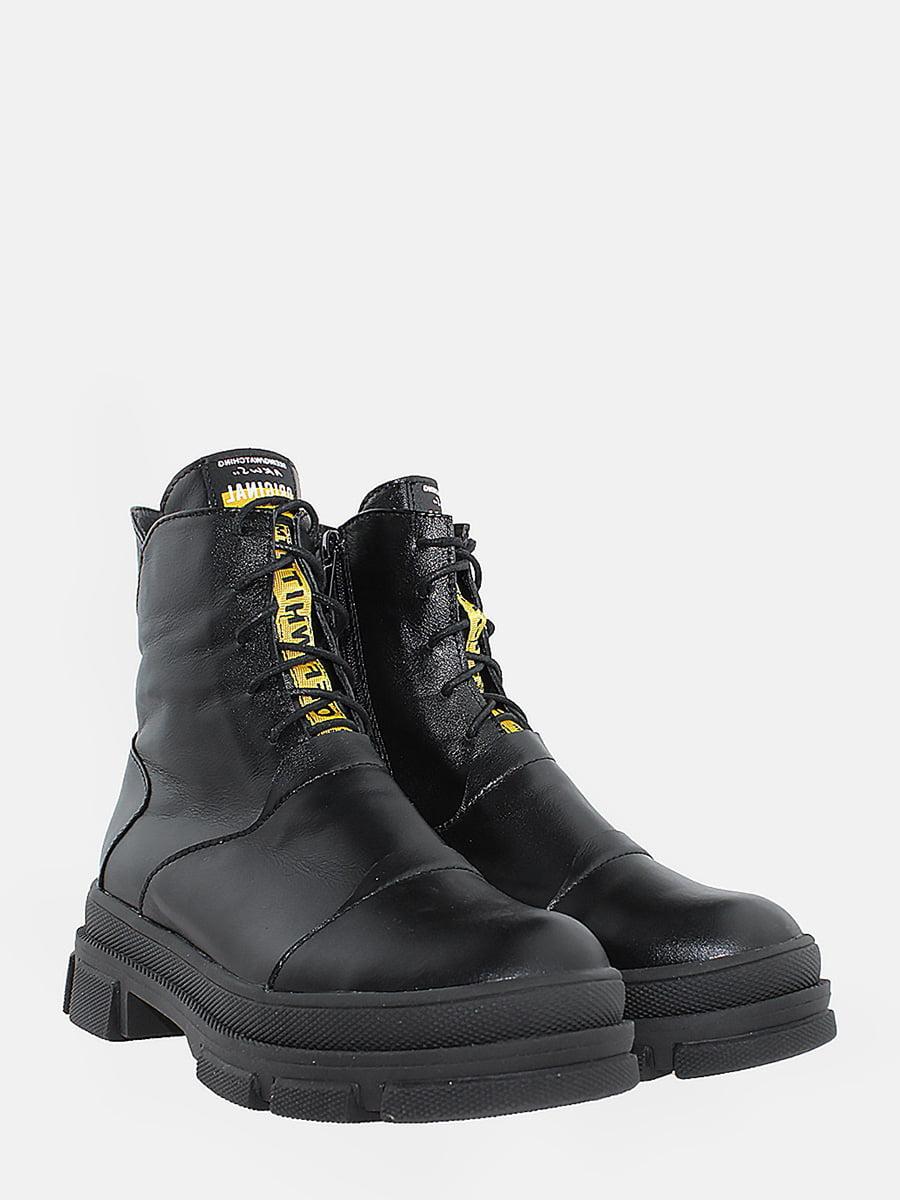 Черевики чорні | 5743565