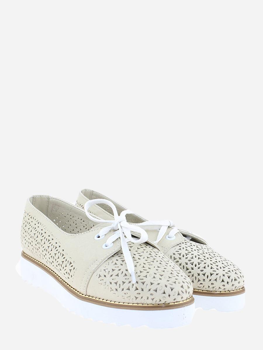 Туфлі бежеві | 5802584