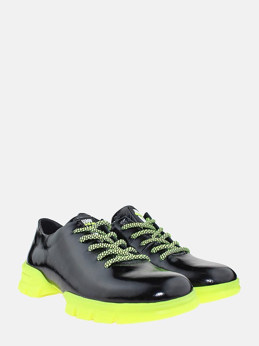 Кросівки чорні | 5821200
