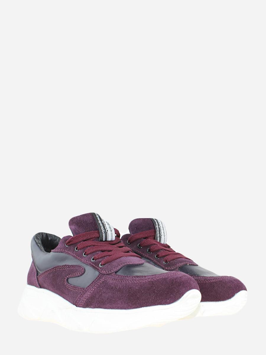 Кросівки бордові | 5802520
