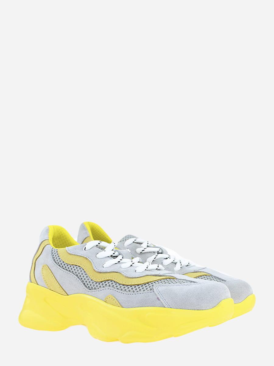 Кросівки комбінованого кольору | 5802529