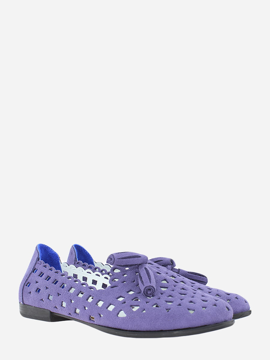 Балетки фіолетові | 5768127