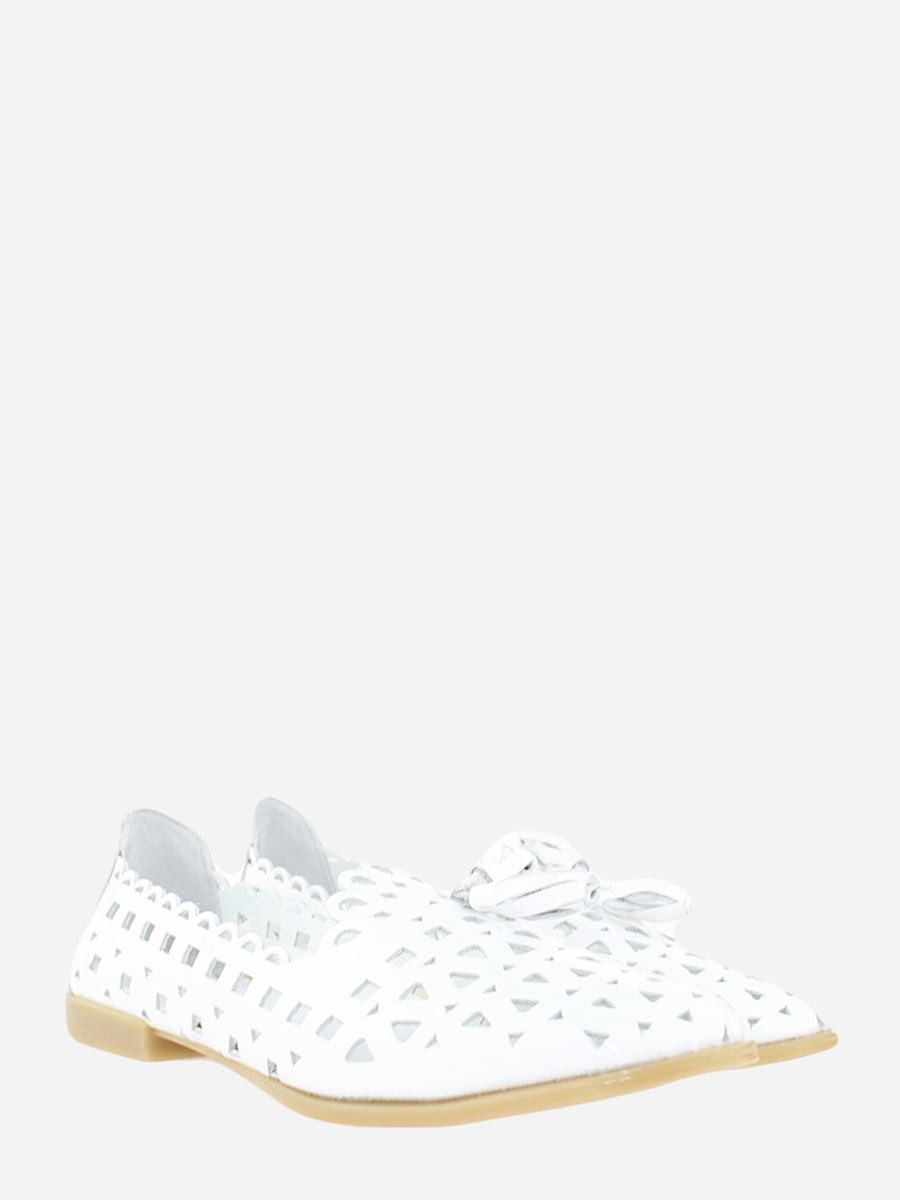 Балетки білі | 5768156