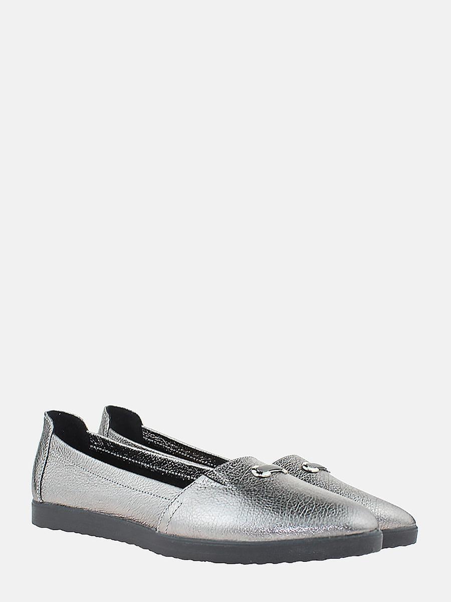 Балетки сріблясті | 5770491