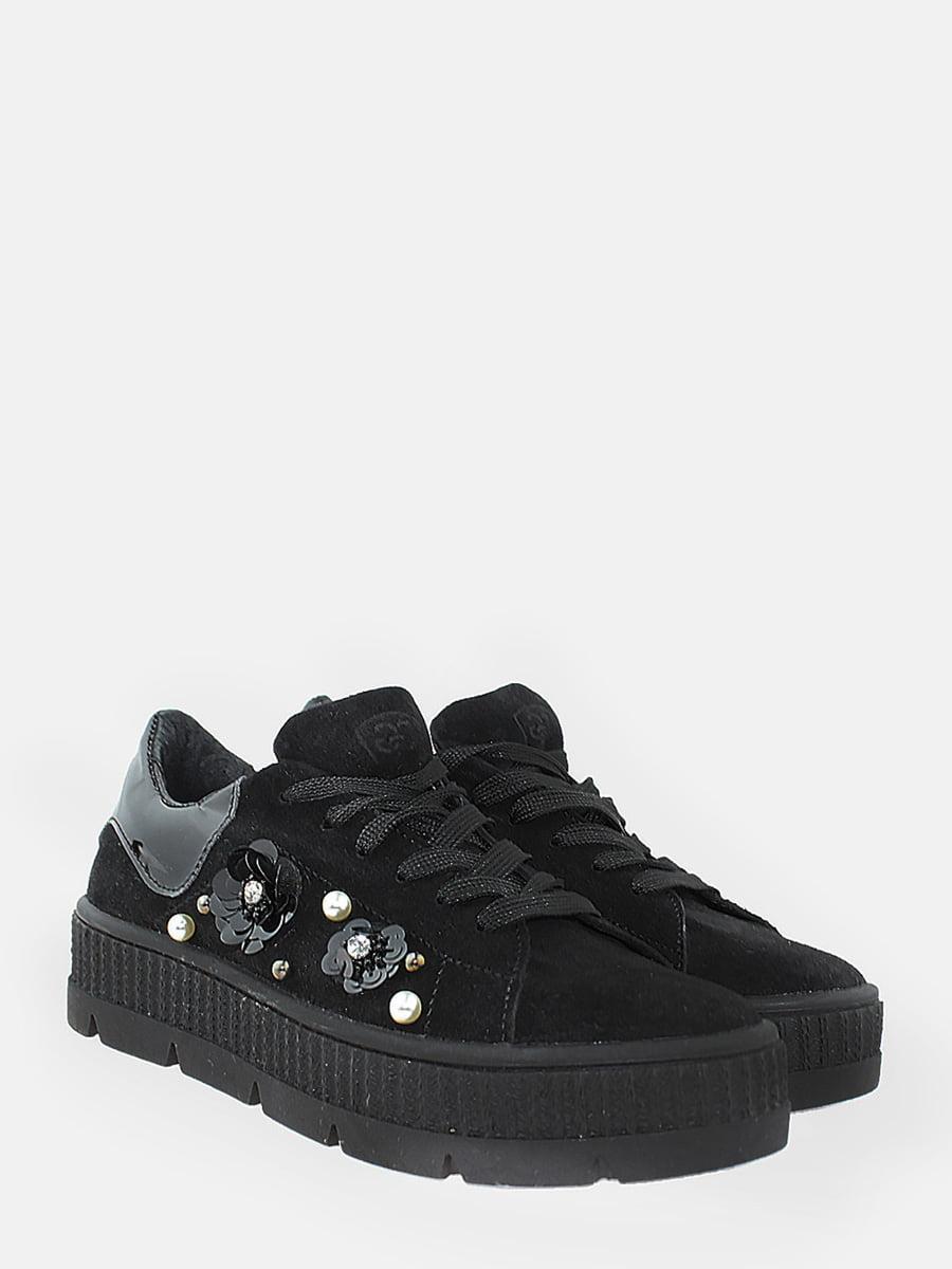Кросівки чорні | 5780673