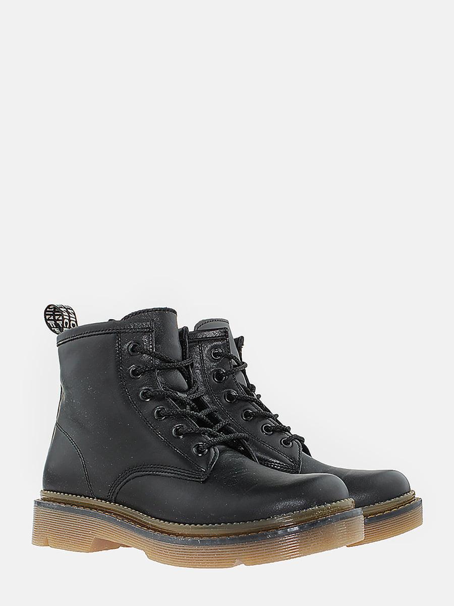 Черевики чорні | 5787122