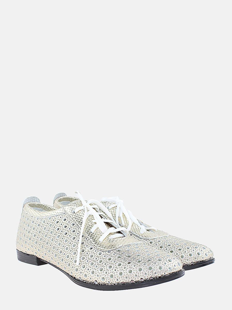 Туфлі золотистого кольору | 5787709
