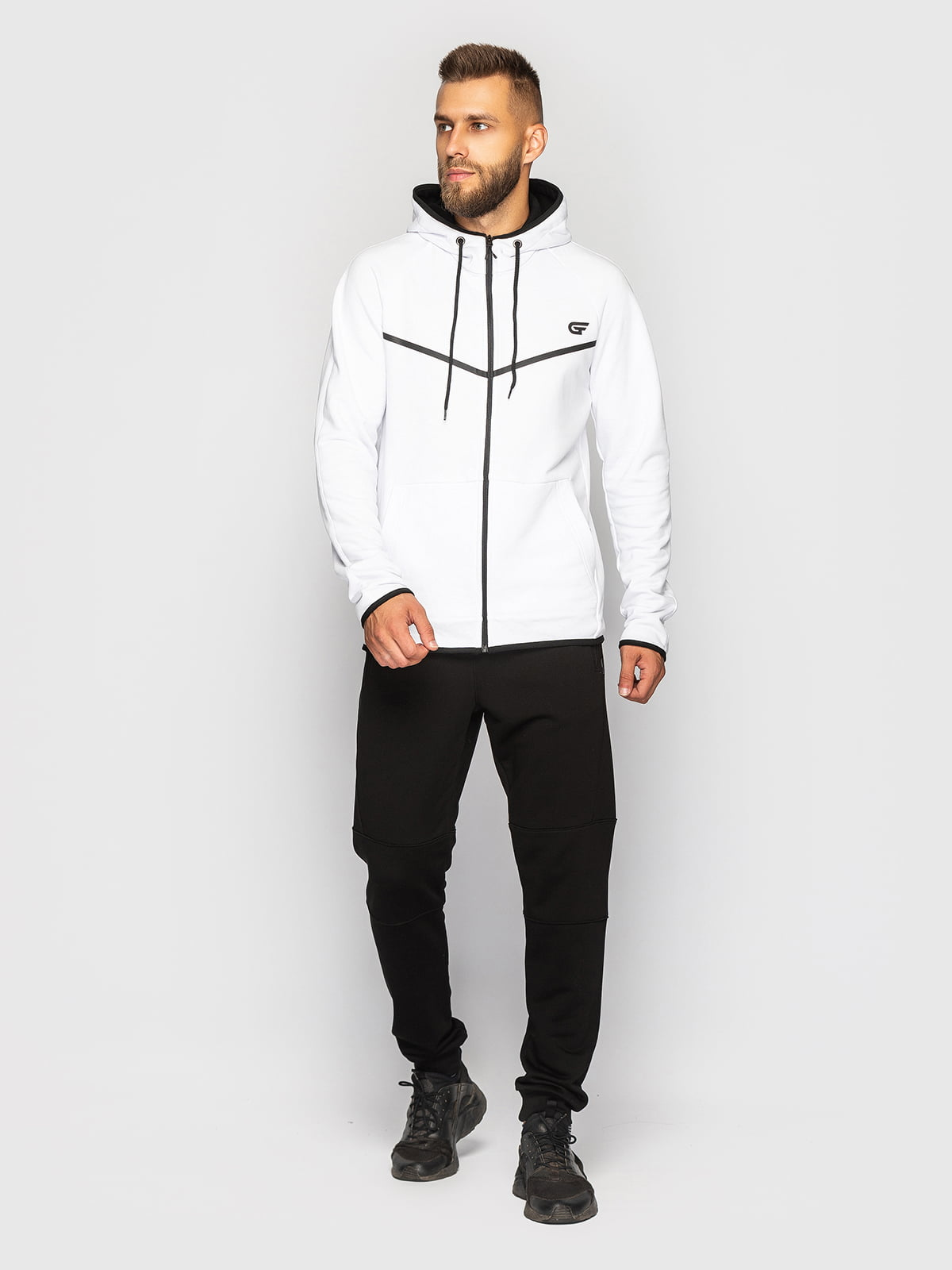 Костюм спортивний: штани і кофта | 5868336