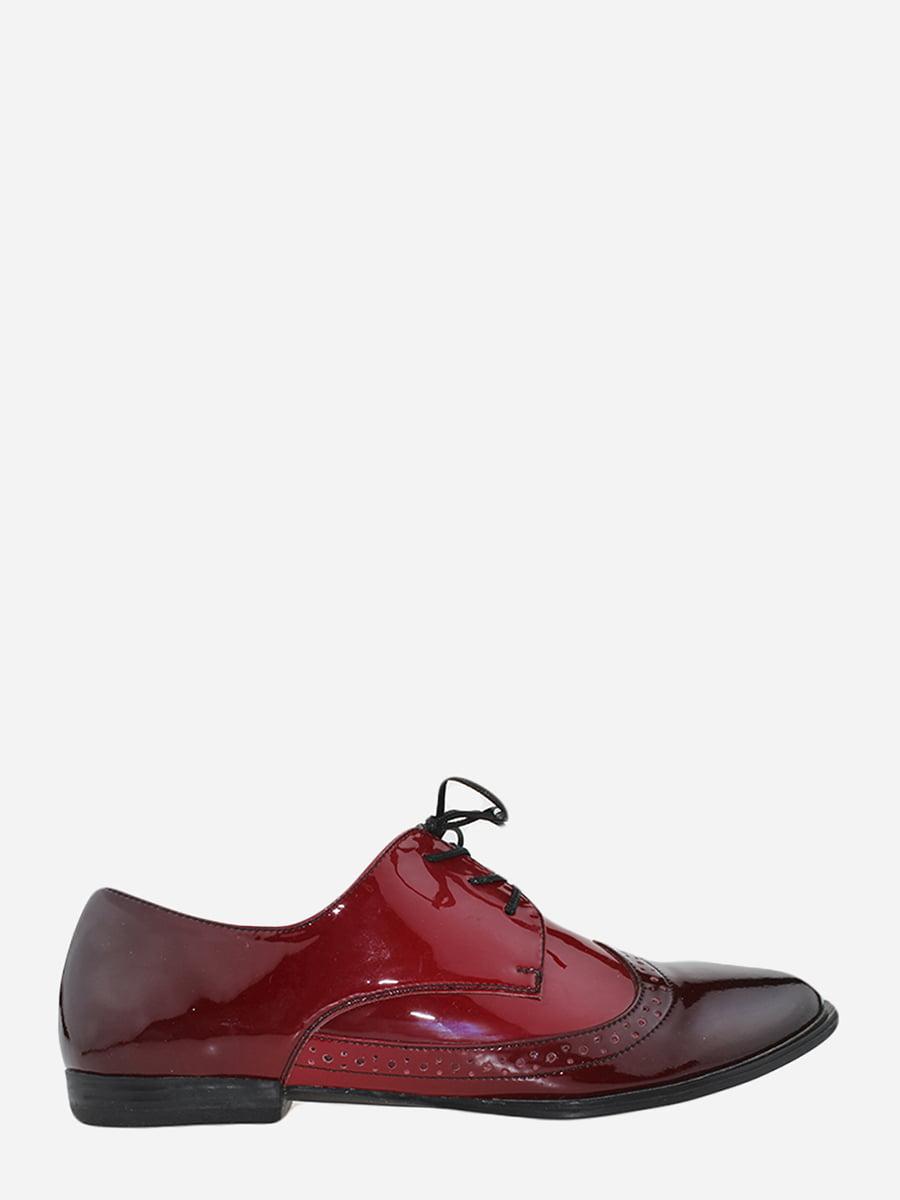 Туфлі червоні | 5757765