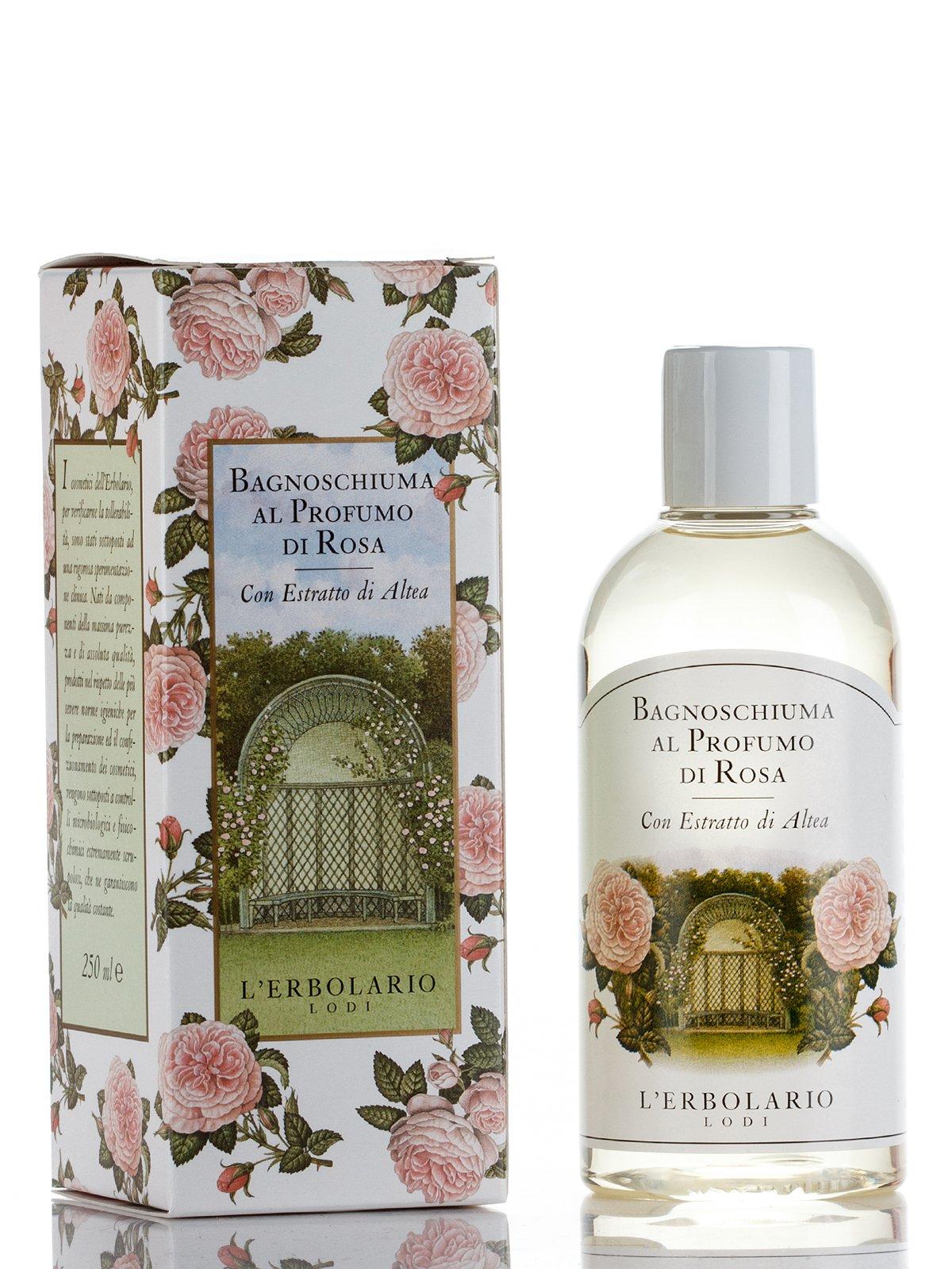 Піна для ванни ароматизована «Троянда» (250 мл) | 688547