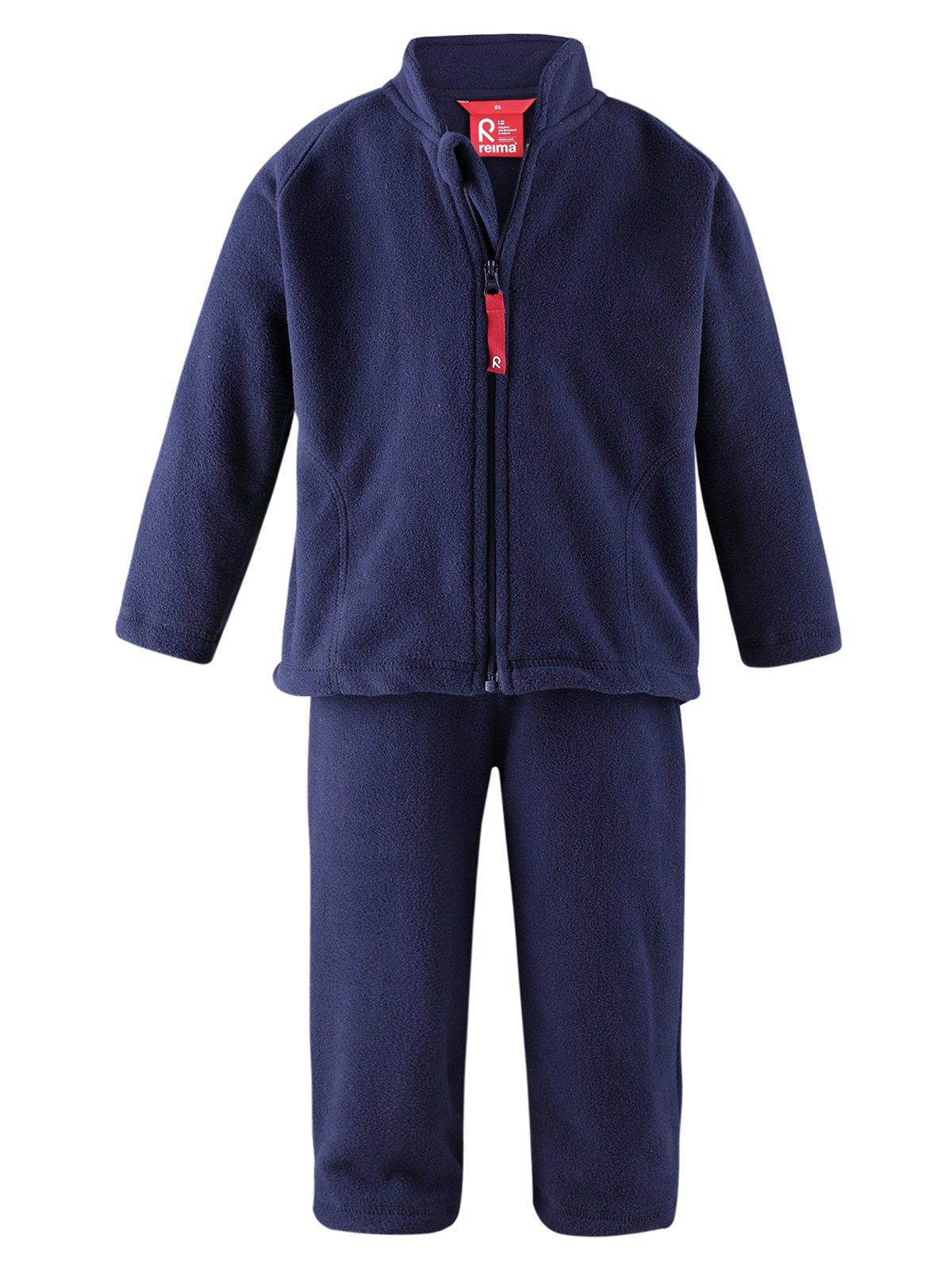 Комплект флісовий: кофта та штани | 648756