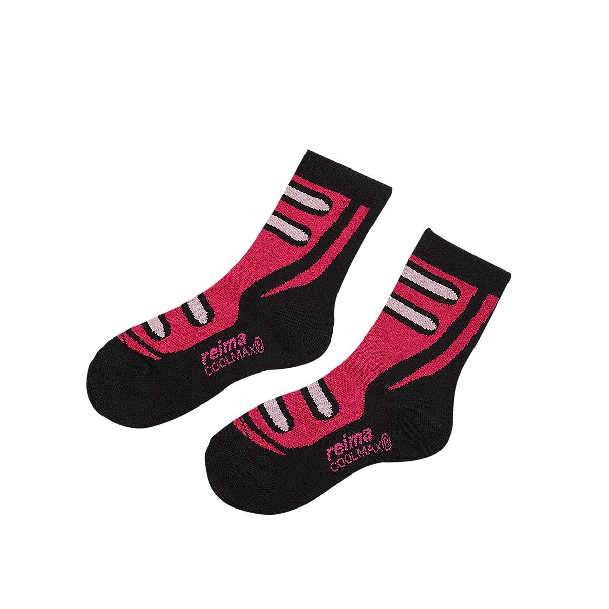 Термошкарпетки двоколірні з смужками | 296485