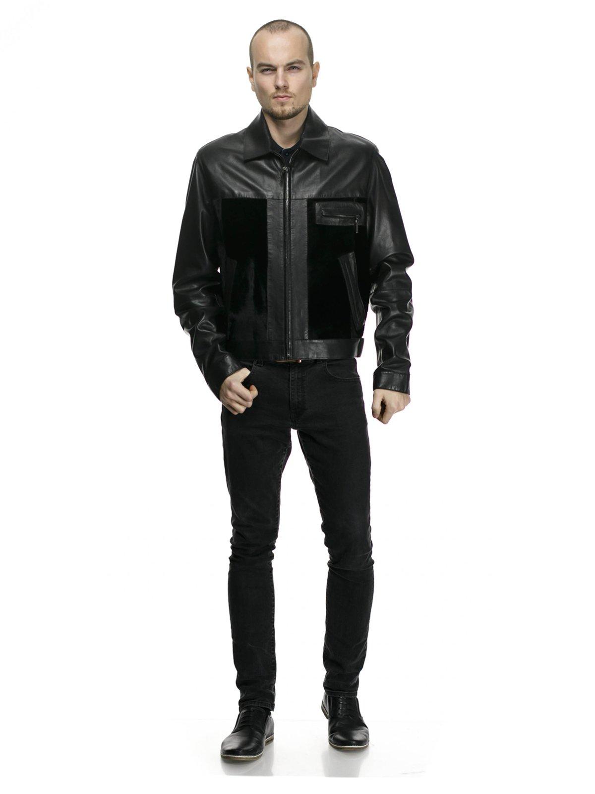 Куртка чорна   750494