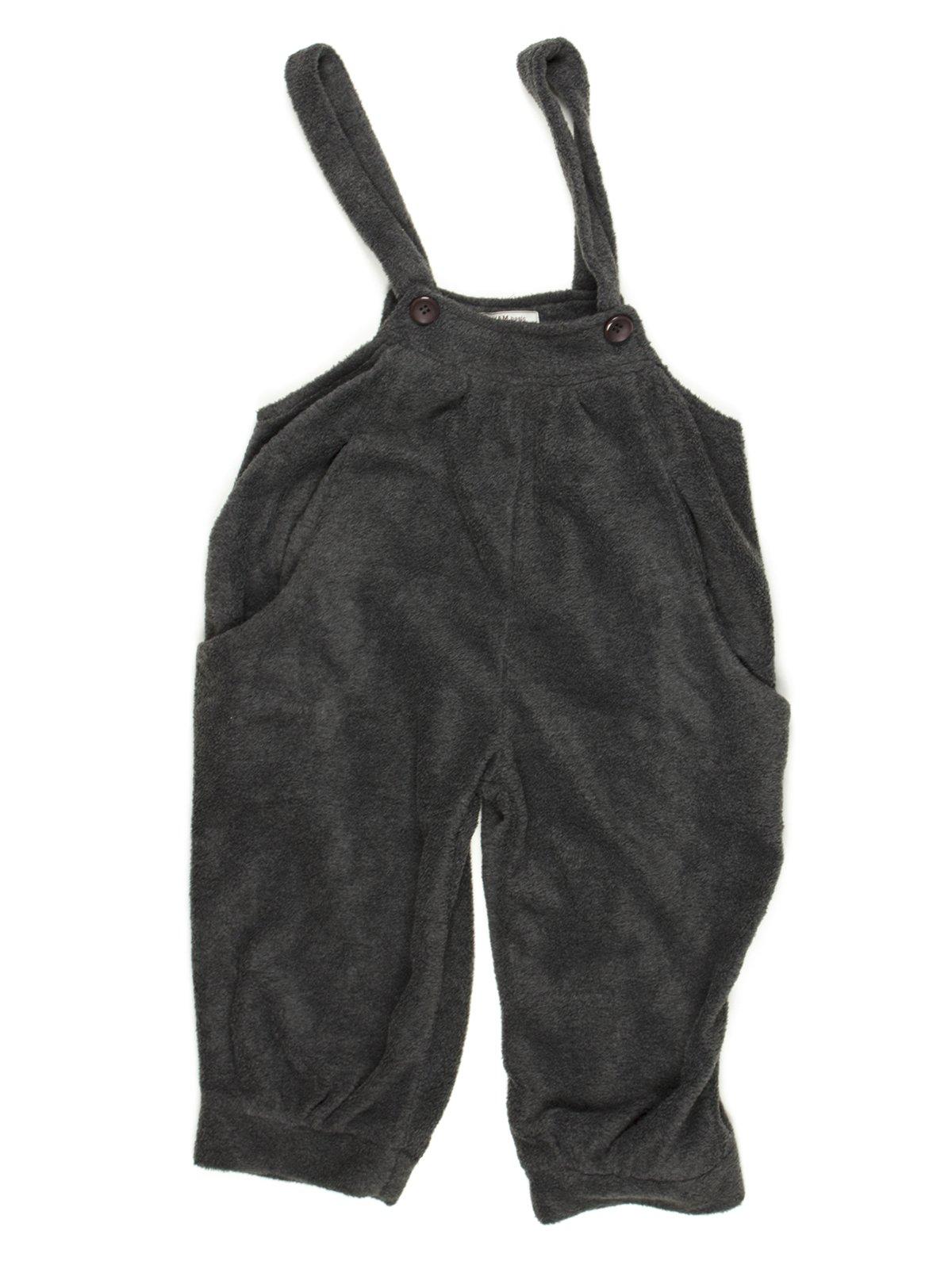 Комбинезон темно-серый   449600
