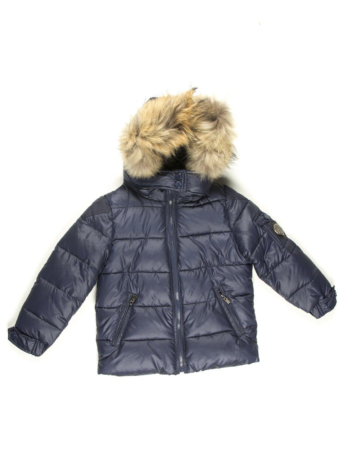 Куртка темно-синя | 629057