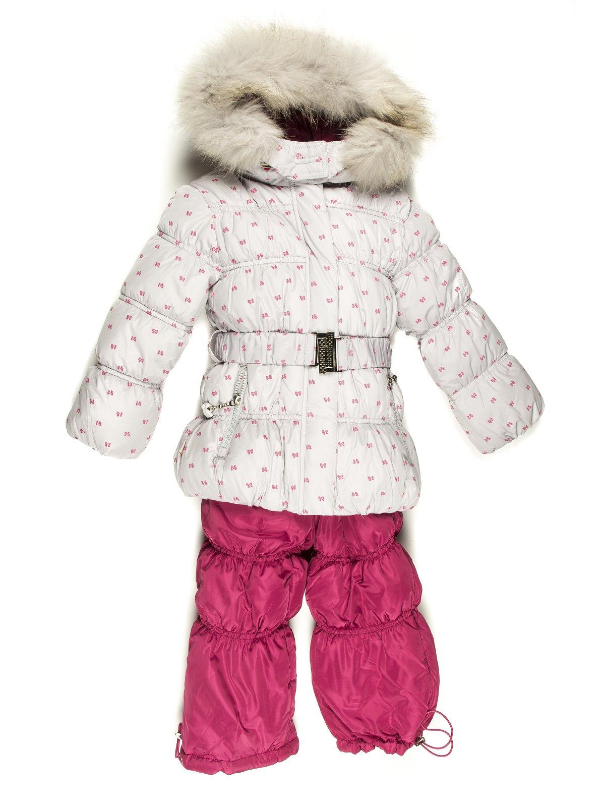 Комплект: куртка и полукомбинезон | 677981