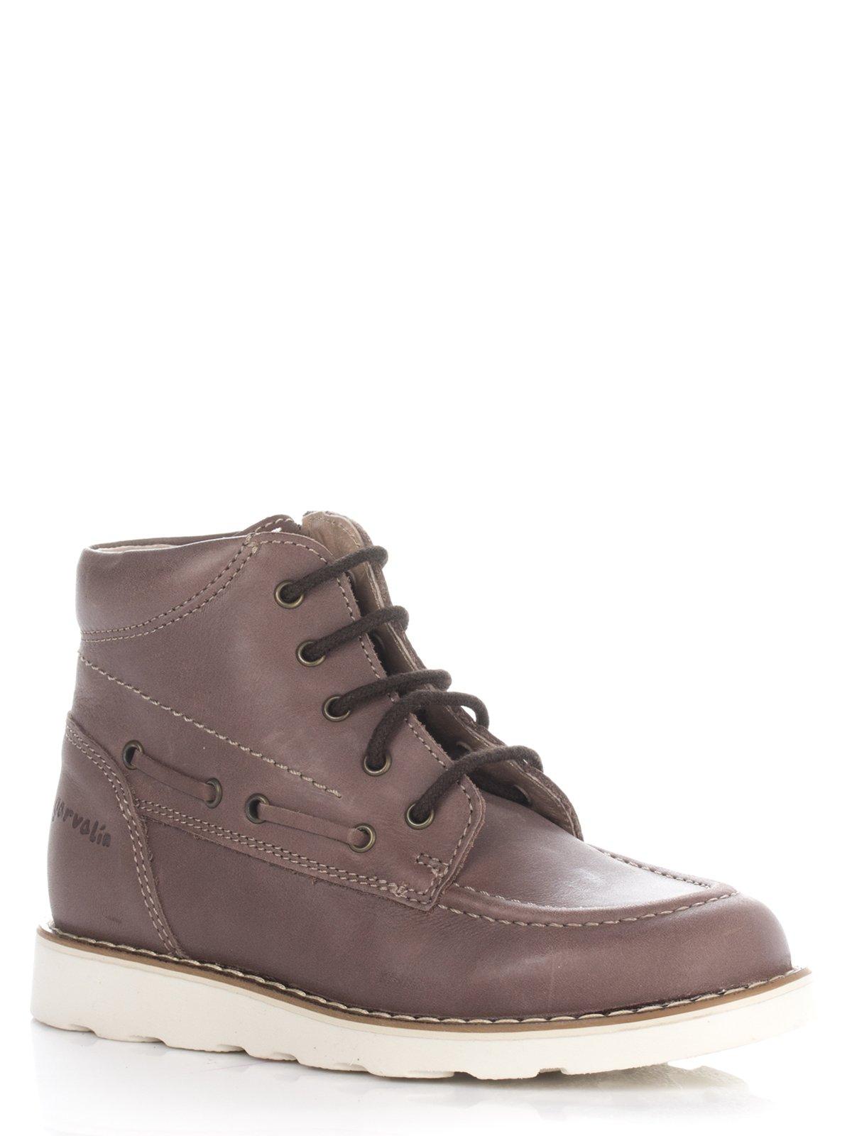 Ботинки коричневые | 677923