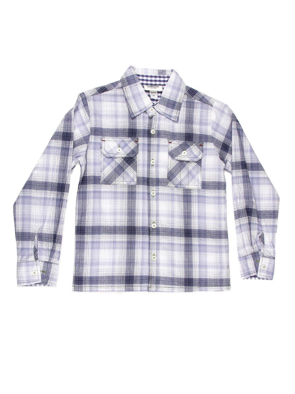 Рубашка клетчатая | 754880