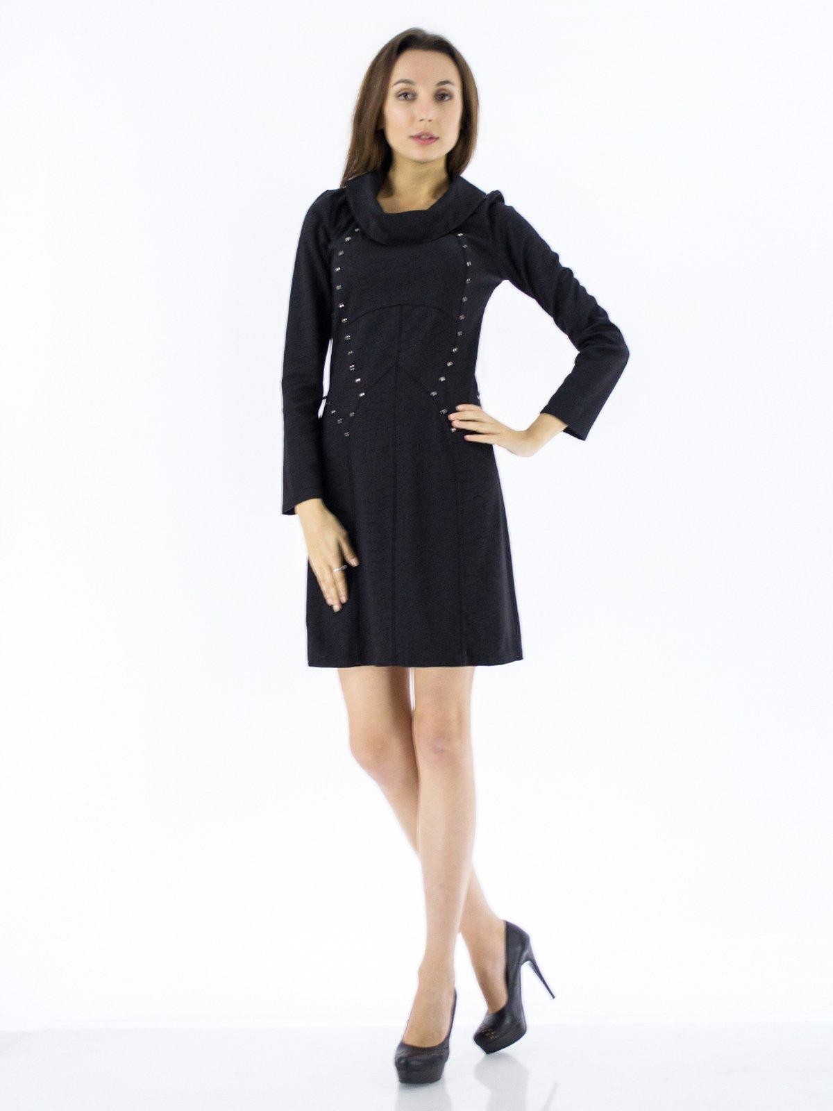 Платье черное   155177