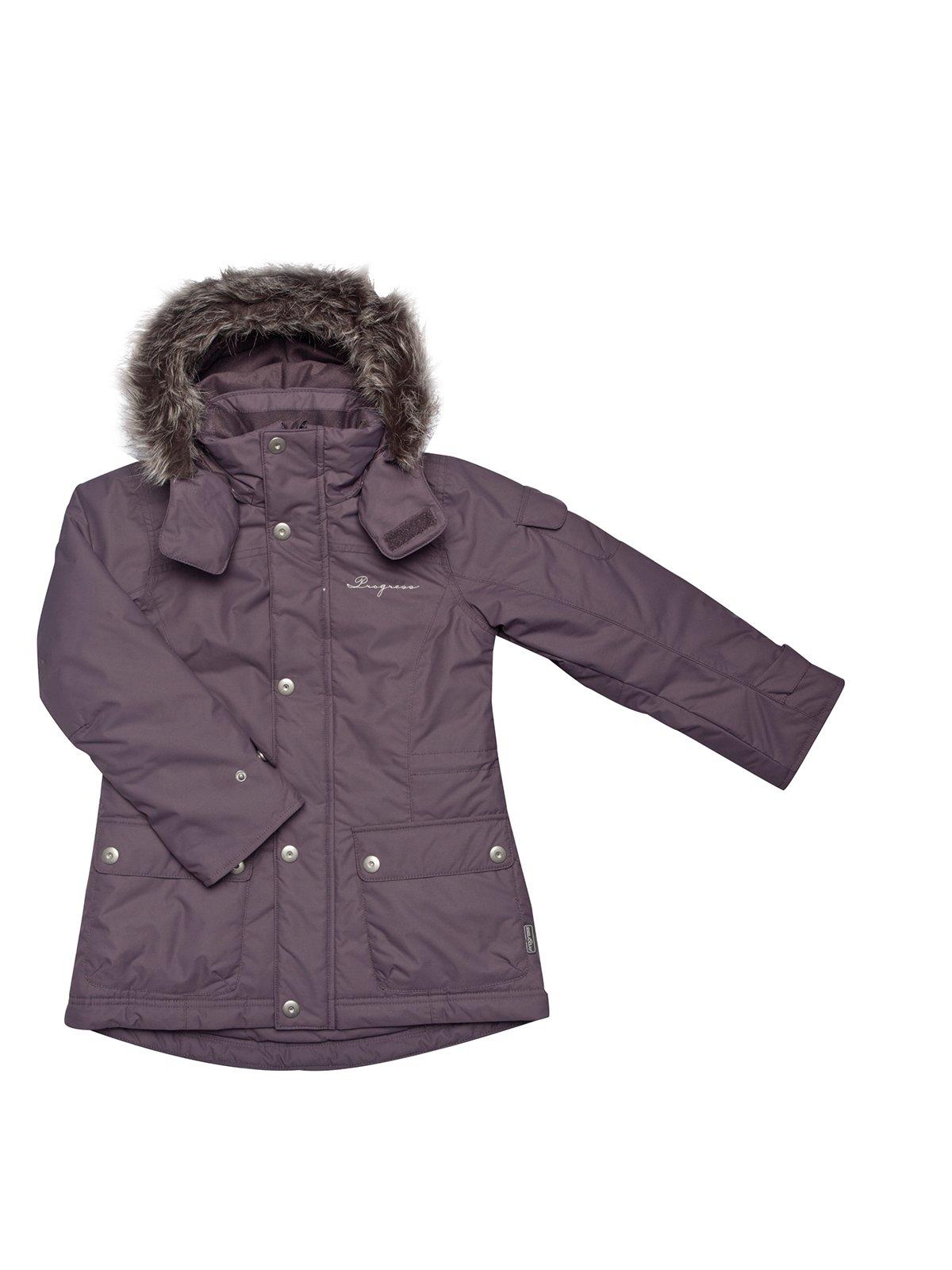 Куртка сіра | 153271