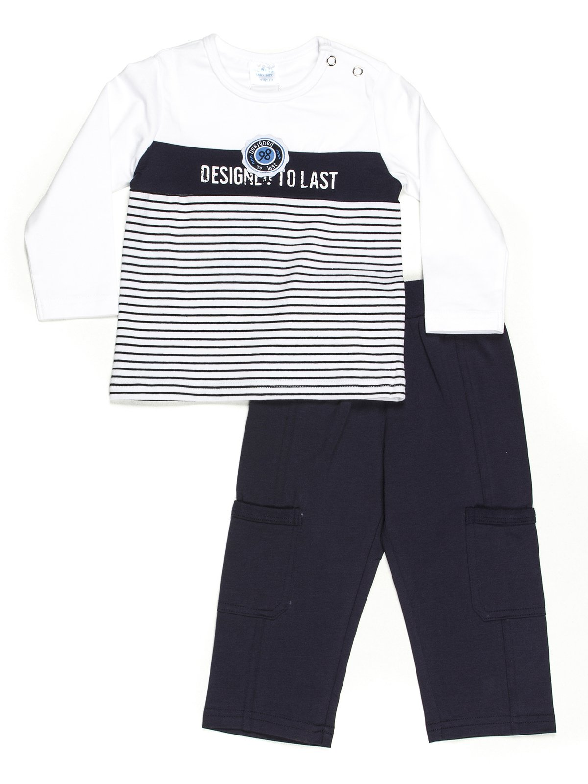 Комплект: джемпер и брюки | 576781