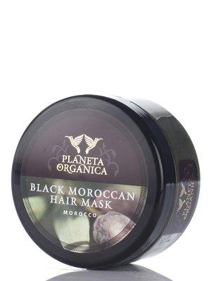 Маска для волос густая черная «Марокканская» (300 мл) | 434911
