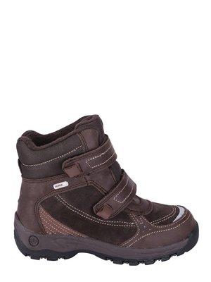 Ботинки коричневые | 691619