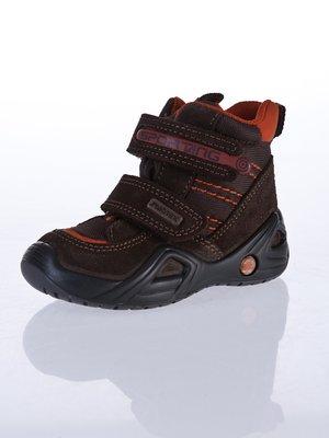 Ботинки коричневые | 30392