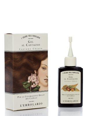 Гель-фарба для волосся «Світлий каштан» (70 мл) | 688549