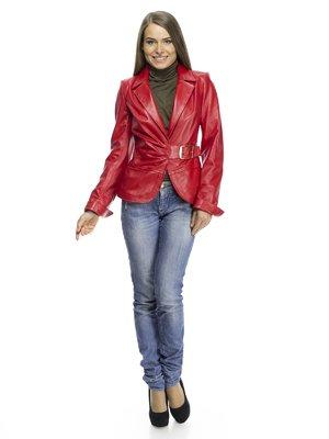 Жакет червоний | 266713
