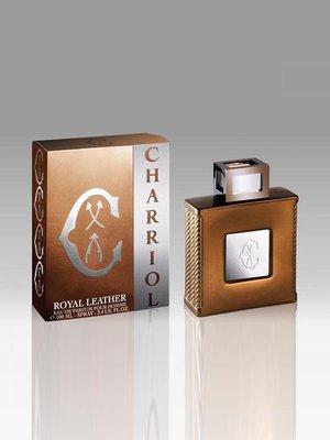 Парфюмированная вода Royal Leather Charriol (100 мл) | 504891