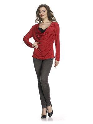 Блуза красная | 837826