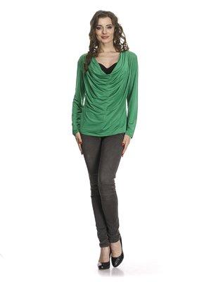 Блуза зеленая | 837827