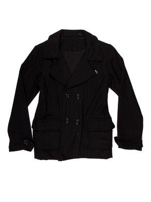Пальто чорне | 853963