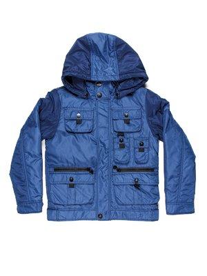 Куртка синяя | 853951