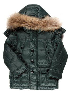 Куртка зелена | 854011