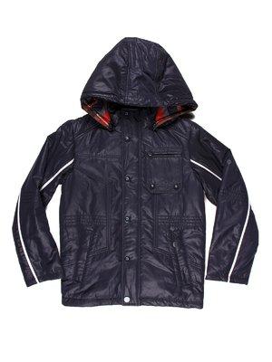 Куртка синя | 853952
