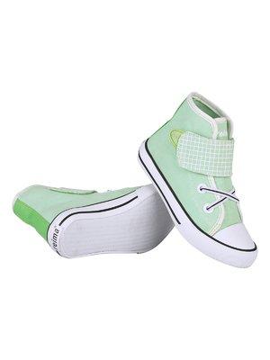 Кеды бледно-зеленые | 311784