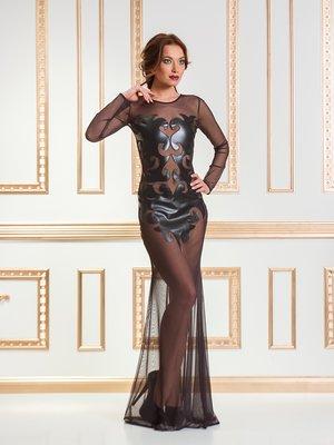 Платье черное | 894298