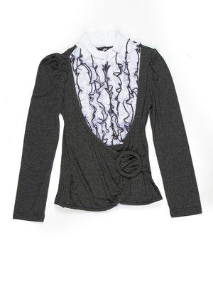 Блуза двухцветная, двойного кроя - Pinetti - 893483