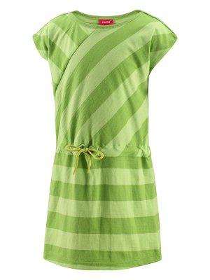 Сукня двоколірна в смужку   915999