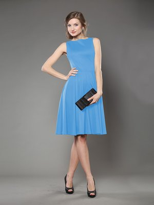 Сукня блакитна | 944624