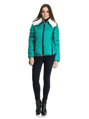 Куртка зеленая | 254399