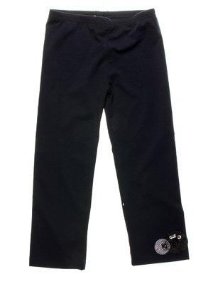 Легінси темно-сині з декором   958975
