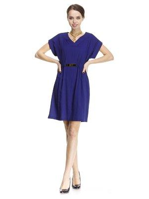 Сукня синя | 1001549
