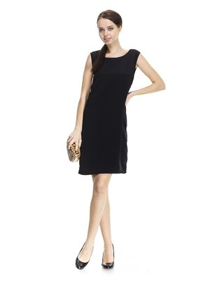 Сукня чорна | 1001555