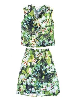 Комплект: блуза и юбка | 1076948