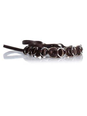 Пояс коричневый - Orciani - 865837