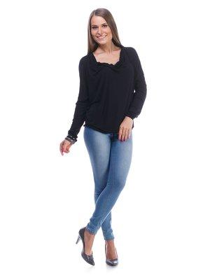 Блуза черная | 976226